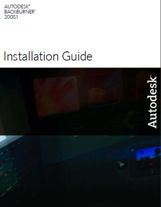 Backburner_Install_guide